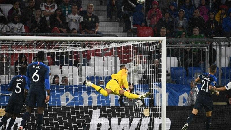 Rahvuste liiga algas: maailmameistrid leppisid viiki, Bale põrutas korraliku puraka