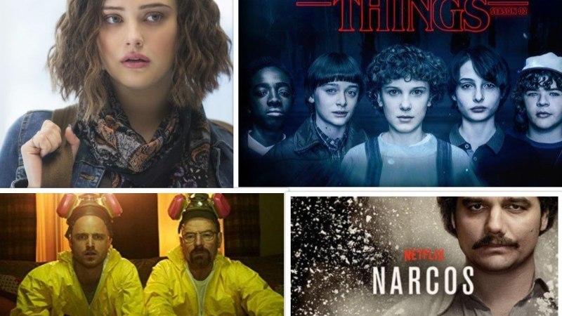 SOOVITUS! 10 sarja, mida kõledal sügisõhtul Netflixist vaadata