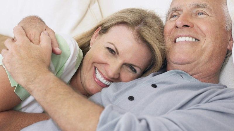 OH SEDA ÜLLATUST: viis ootamatut asja, mis viiekümnendates aastates seksides muutub