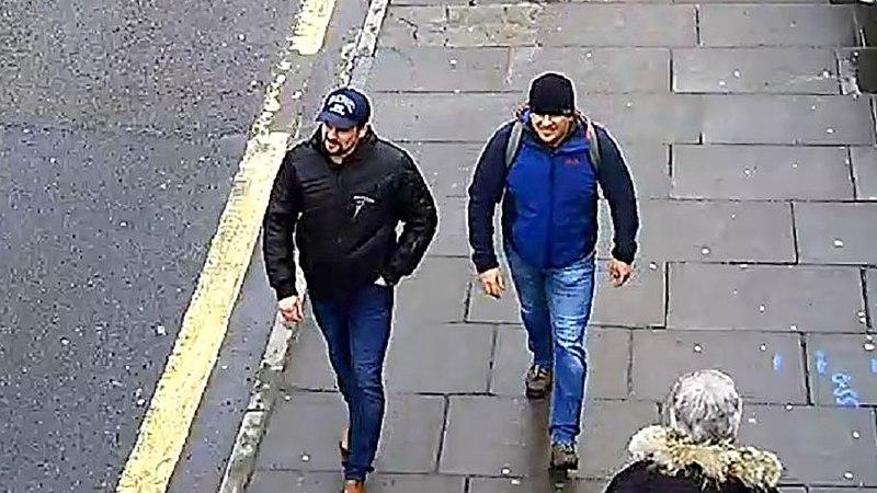Kes on Skripalide mürgitajad Petrov ja Boširov? Viisat taotleti Peterburi ärimeestena