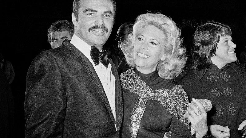 Suri Hollywoodi näitleja Burt Reynolds