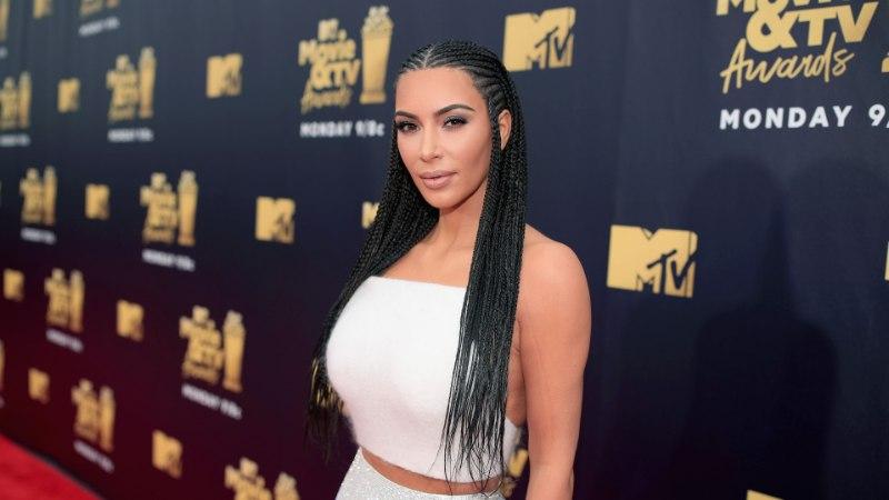 Ким Кардашьян прокомментировала слухи об измене мужу с Дрейком