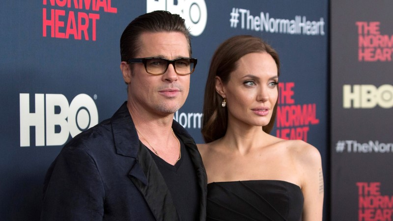Aitab! Brad Pitt vabaneb kõigist asjadest, mis talle Angelina Jolied meenutavad