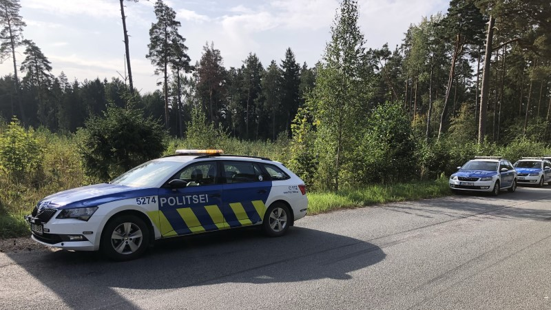 GALERII | LEITUD! Pärnus eksinud eakas seeneline jõudis kadumiskohast 9 kilomeetri kaugusele