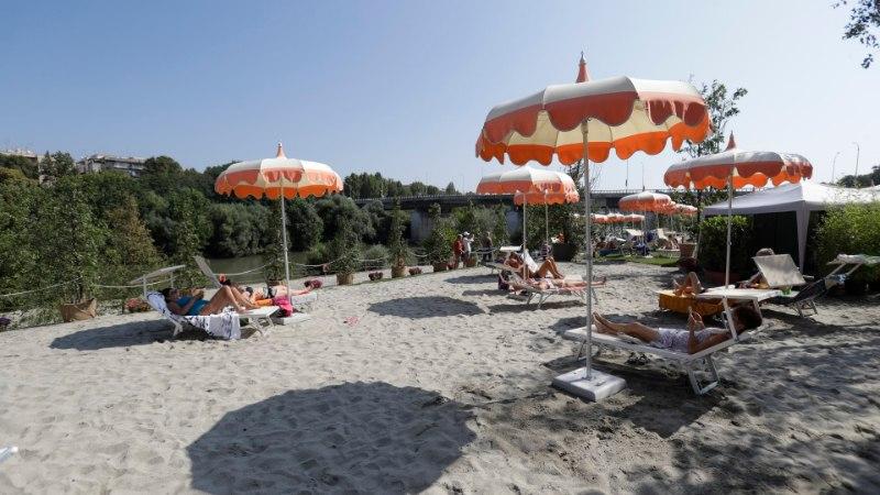 Itaalia keskosas asuv Rooma sai oma ranna!