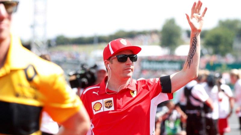 Ferrari otsib kompromissi: Räikkönenile antakse kinga, aga Vettelit ta enam aitama ei pea
