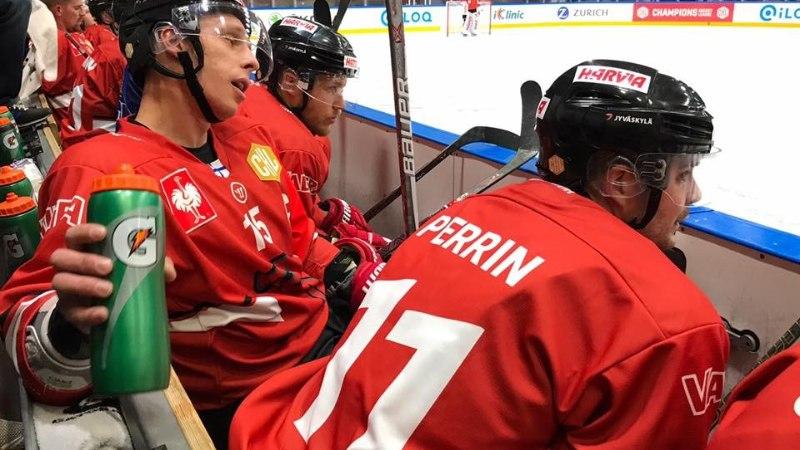 VIDEO | Roobata Jyväskylä sai Meistrite liigas keretäie