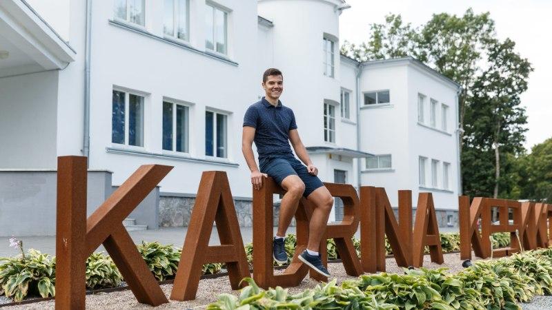 Kadrinas tippkorvpalluriks pürgiv noor albaanlane: keegi ei vaata mind teistmoodi, olen nagu eestlane!