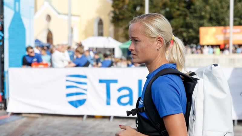 GALERII | Tallinna Sügisjooksu võit läks Keeniasse, Kaur Kivistik lõpetas kolmandana