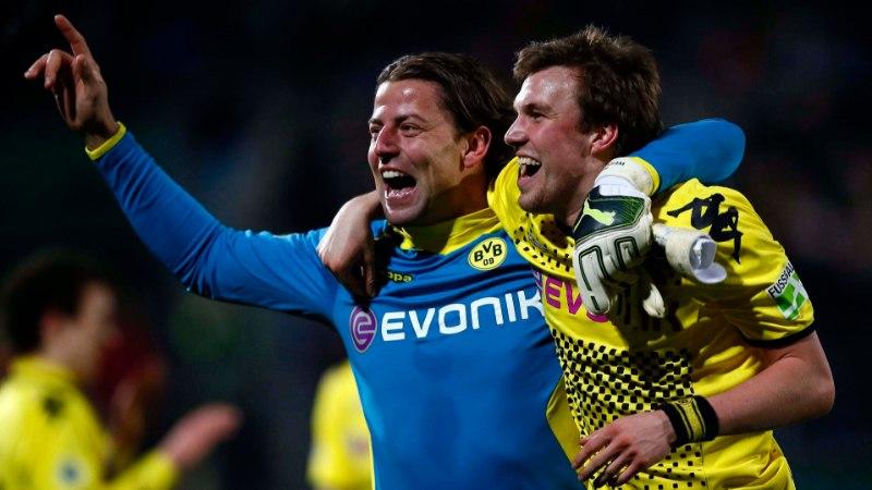 VIDEO | Dortmund jättis legendiga hüvasti. Klopp: ma polnud kunagi väljakul nii palju ülekilosid näinud