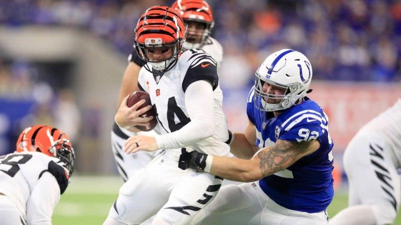 VIDEO   Hunt murdis kuis jaksas, kuid Coltsile sellest ei piisanud