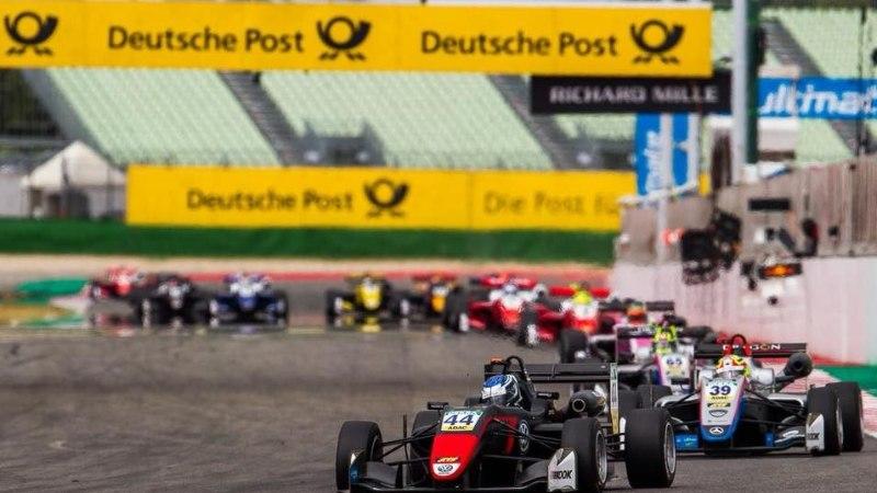 VIDEO | Schumacher tegi koduringil kübaratriki, Vipsi sõidud lõppesid juba avaringil