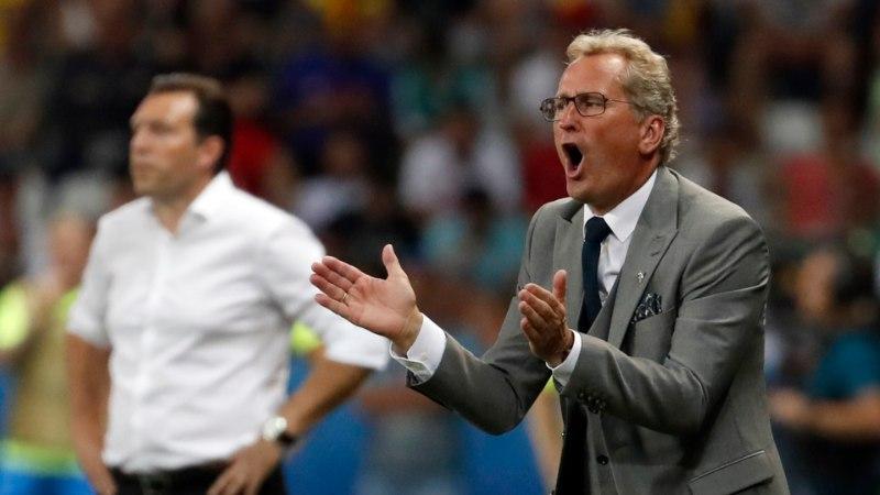 Islandi peatreener vabandas hävitava kaotuse järel kogu riigi ees: see oli piinlik!