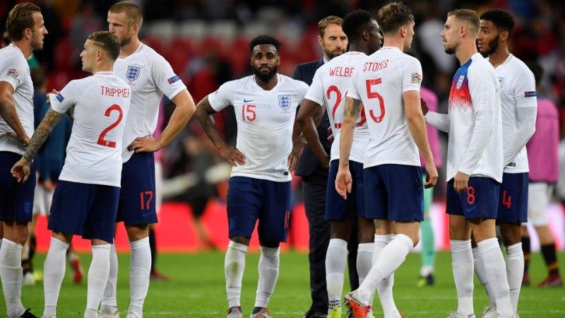 Hispaania kurvastas Wembley staadionil jalgpalli sünnimaad