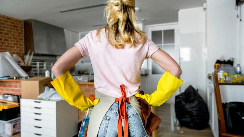 Telli professionaal kodu koristama – säästad aega ja raha!