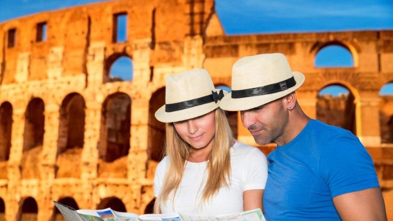 Rooma kesklinnas keelatakse turistibussid