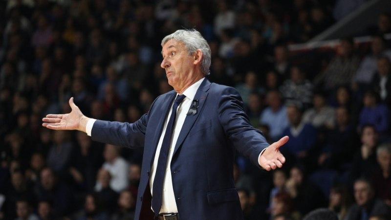 Eduka Euroliiga klubi peatreener: NBA pole korvpall