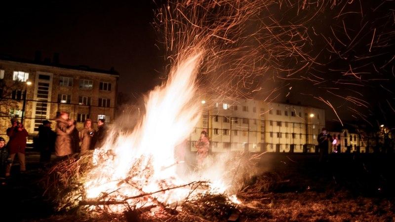 Kuuskede põletamise aeg