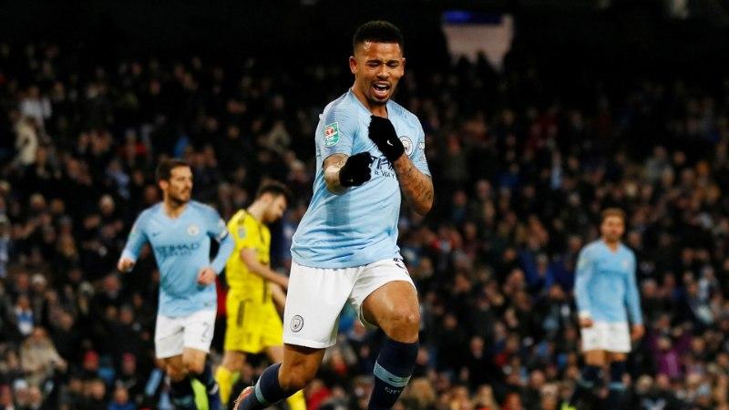 Kaks mängu, 16 väravat! Manchester City elab end väikeste peal julmalt välja
