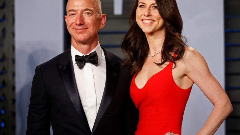 Самый богатый мужчина в мире объявил о разводе с женой