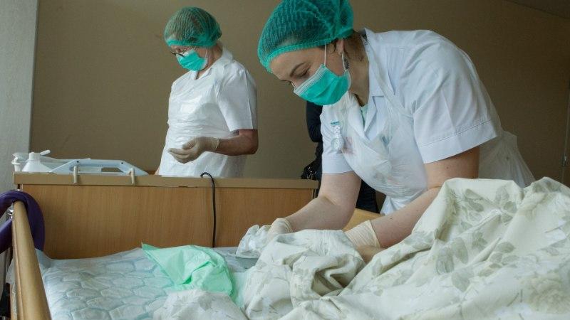 Эстонские медсестры возвращаются в здравоохранение: почему?