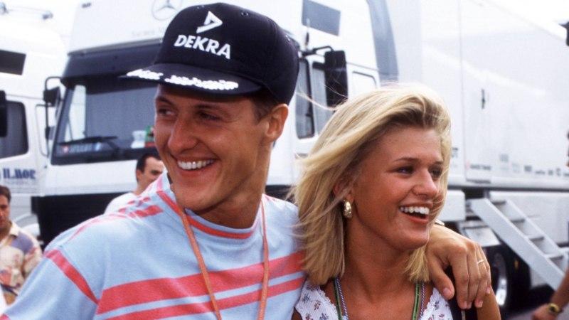 Schumacheri mänedžer kirjeldas raskes seisus vormelilegendi ja tema abikaasa suhteid