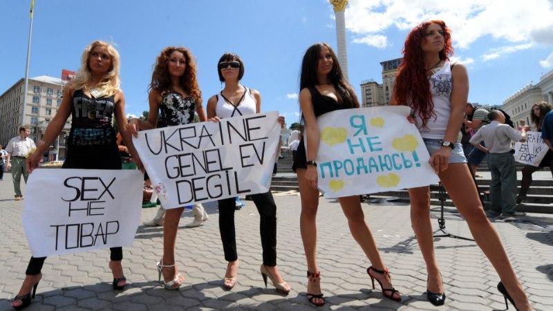 Секс без согласия стал уголовно наказуем на Украине