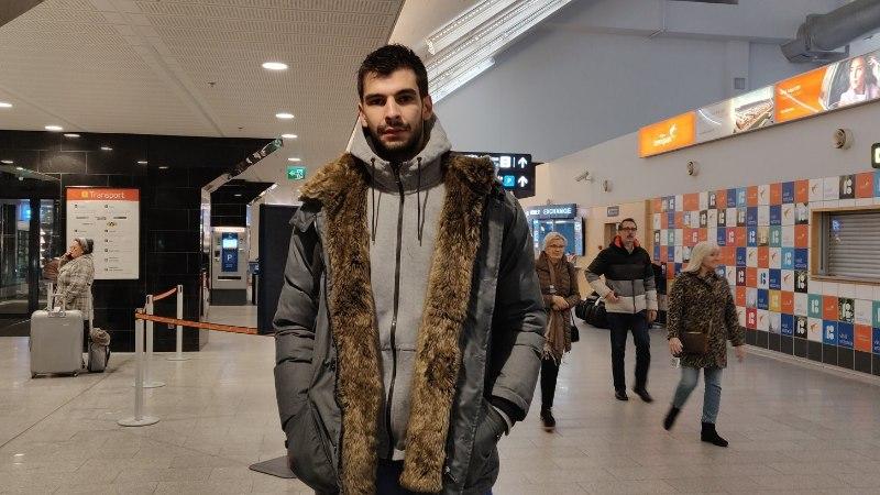 Tallinnas maandunud kreeklane teeb Eesti korvpalli ajalugu