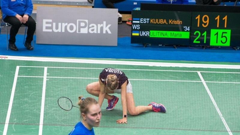 GALERII | ASSA KURIVAIM! Esimese asetusega eestlanna langes kodusel turniiril avaringis