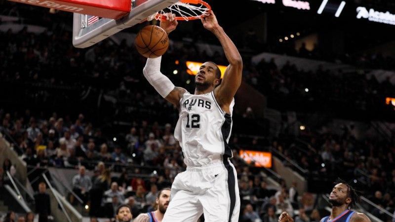 VIDEO | Spurs ja Thunder viskasid NBA-s kahe peale üle 300 punkti!