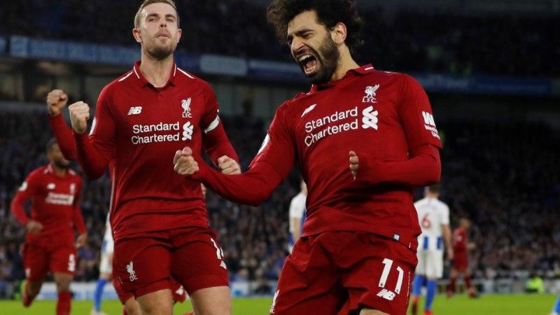 Liverpool sai läbi häda kohustuslikud võidupunktid kätte, vahe Manchester Cityga taas soliidne