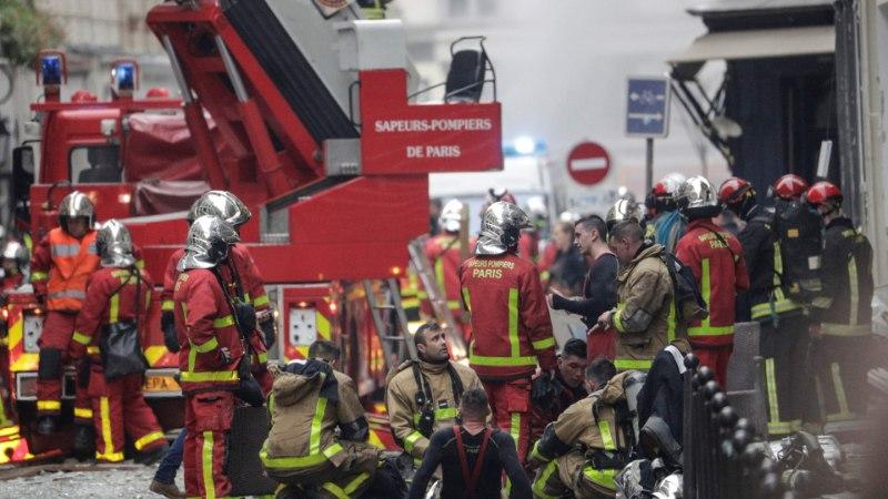 В центре Парижа прогремел взрыв, пострадали не менее 36 человек