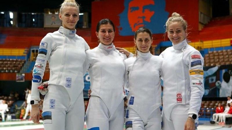 VINGE! Eesti epeenaiskond võitis Kuubal toimunud MK-etapi