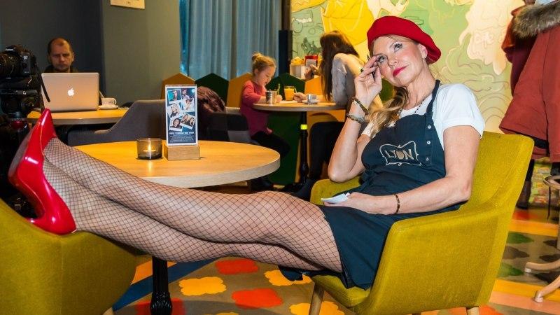 HOMMIKUSÖÖK STAARIGA   Café Lyoni perenaine: kohvik või restoran pole koht, kus oma halba tuju maandada
