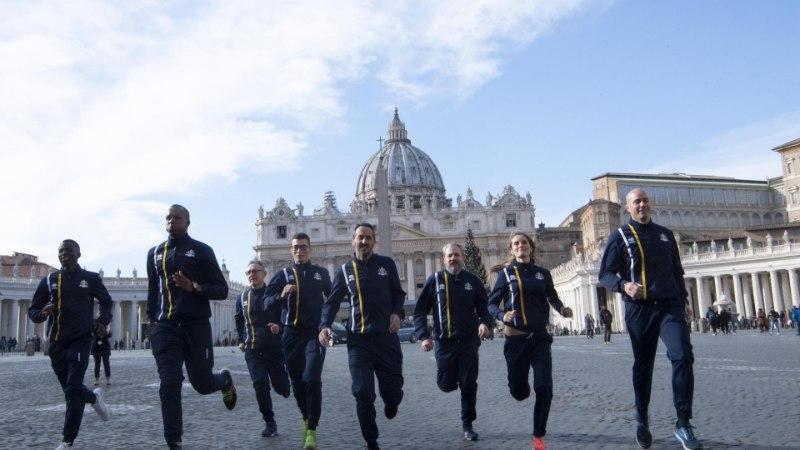 NUNNAD HOOS! Vatikani kehakultuursed usutegelased üritavad ajalugu teha ning riigi olümpiale viia
