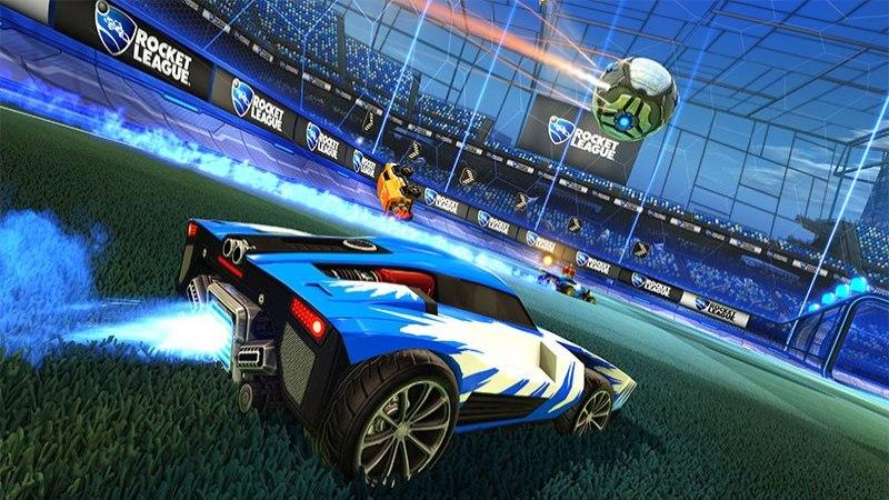 """JUHHEI! """"Rocket League'i"""" saab nüüd kõikide platvormide vahel võrgus vabalt mängida"""