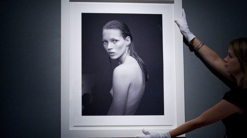 Kate Mossi tormiline karjäär algas New Yorgi lennujaamast