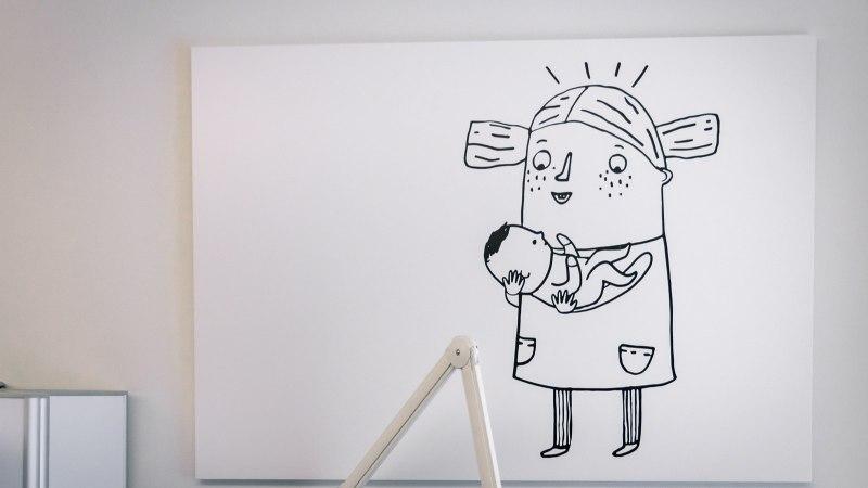 GALERII | Lastehaiglas avati hubased enneaegsete vastsündinute perepalatid
