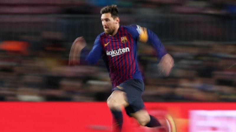 """""""Uus Johaug"""" tarbis kasvuhormooni Lionel Messiga sarnasel põhjusel"""