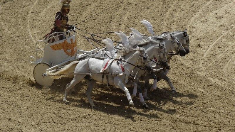 10 asja, mida sa tõenäoliselt roomlaste kohta ei teadnud