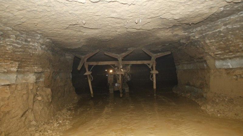Kohus lahendas kaevandamislubade vaidluse