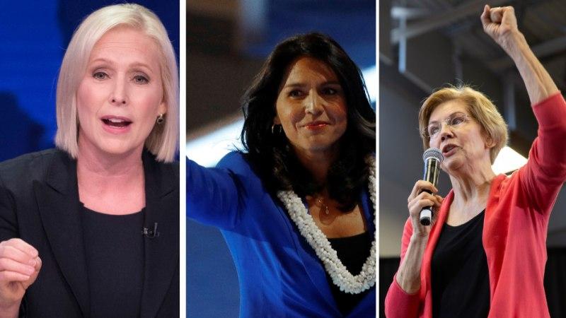 Donald Trumpi vastu kandideerib kolm naist