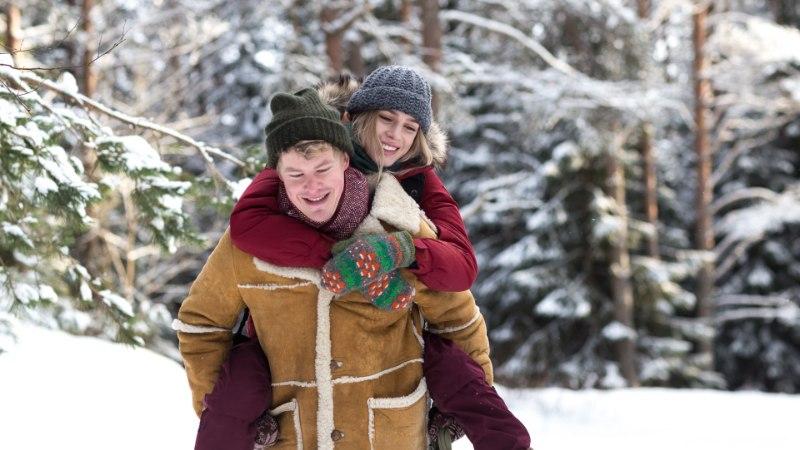 """88aastase vanaproua kootud käpikud filmist """"Eia jõulud Tondikakul"""" on kuulsad üle ilma"""