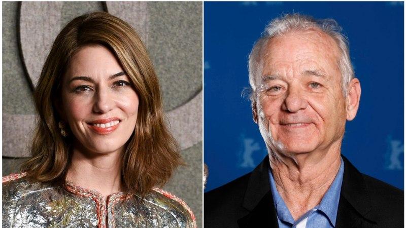 Sofia Coppola väntab Bill Murrayga uut filmi