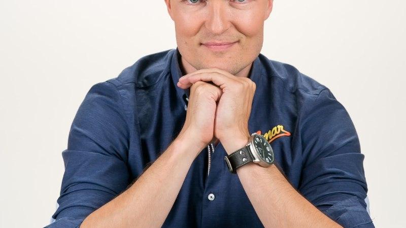 Raadio Elmar saatejuhil Lauri Hermannil avastati pahaloomuline kasvaja: püüdsin mitte üle mõelda