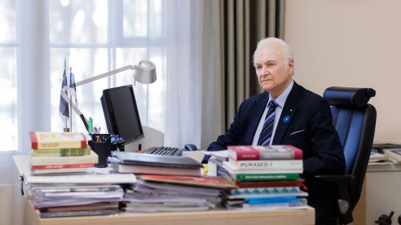 Arnold Rüütli arvates võiks Eestist saada sügavkülmutatud inimeste ladu