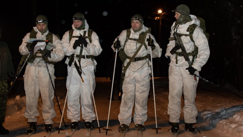 SUUR GALERII | Ränkraske Utria dessandi võitsid Pärnumaa kaitseliitlased