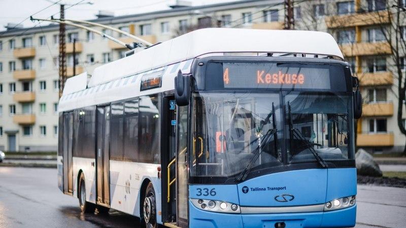 Tallinna transpordiameti juhataja Andres Harjo vastab küsimusele: millal trollid Tallinnast kaovad?