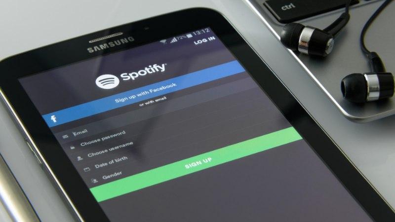 Spotify lubab peagi artiste blokeerida