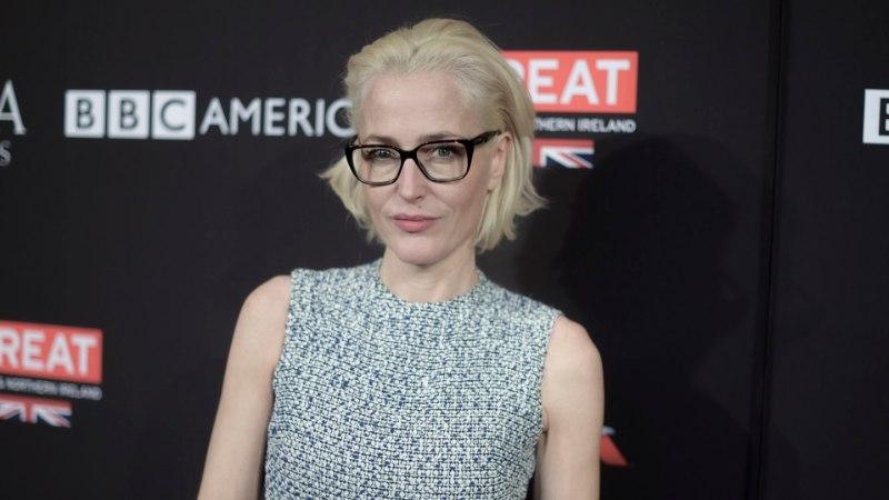 Gillian Anderson hakkab mängima Margaret Thatcherit